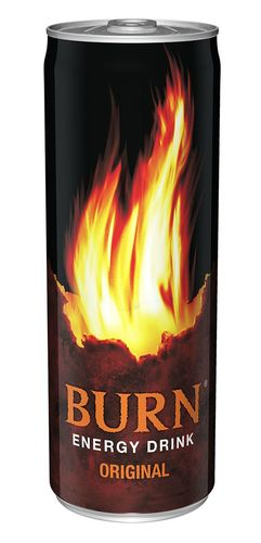 BURN energiaital 250ml
