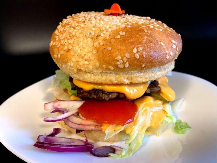 Kis sajtburger