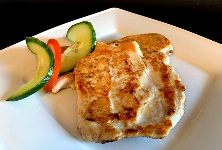 Grillezett csirkemellfilé