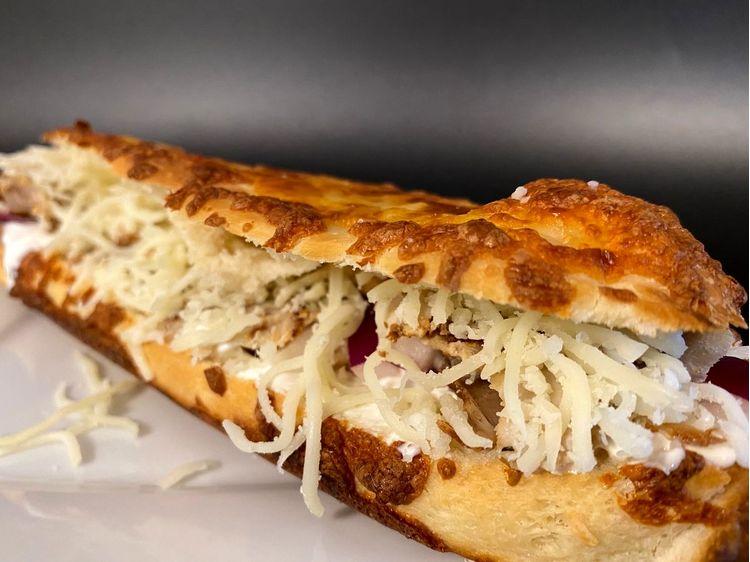 Gyrosos szendvics