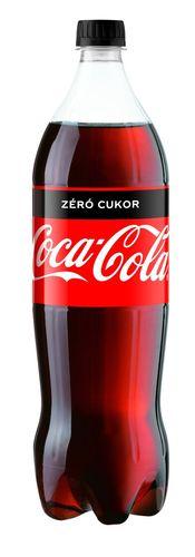 COCA COLA Zero (1,25l)