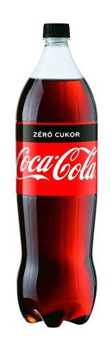 COCA COLA Zero (1,75l)