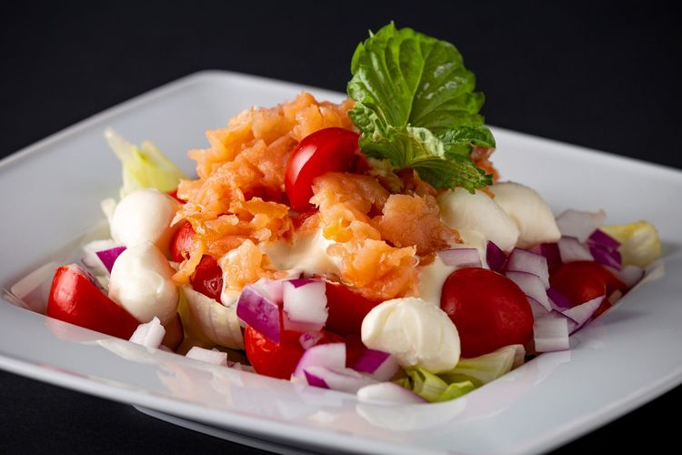 Lazac saláta