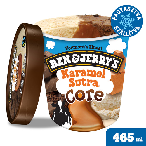 Ben&Jerry's Caramel Sutra 465ml