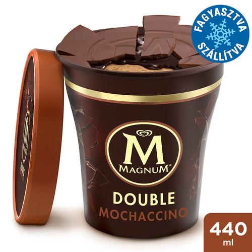 Magnum Poharas Dupla Mocchacino jégkrém 440ml
