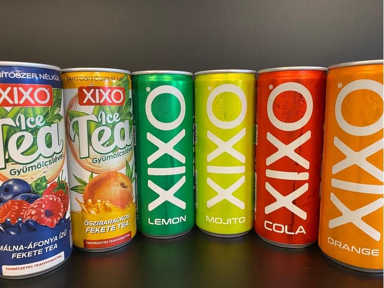Xixo üdítőital 0,25l