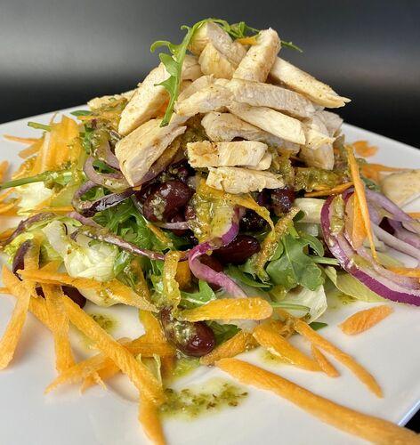 Piedone saláta