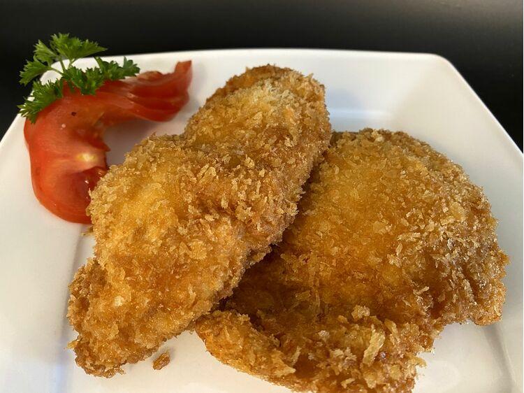 Pankó morzsás csirkemell